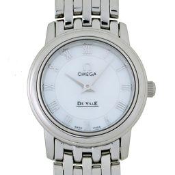 OMEGA オメガ 4570.71 デビル プレステージ ステンレススチール レディース 腕時計 DH57233【中古】Aランク
