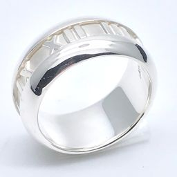 TIFFANY&Co. ティファニー アトラスリング シルバー925 13.5号 レディース リング・指輪 DH57303【中古】ABランク