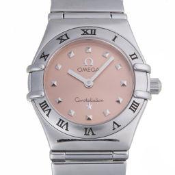 OMEGA オメガ 1561.61 コンステレーション マイチョイス ステンレススチール レディース 腕時計 DH57429【中古】Aランク