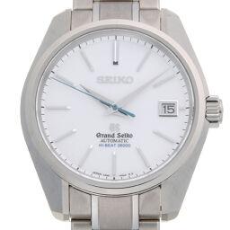 SEIKO セイコー SBGH043 (9S85-00W0) グランドセイコー メカニカル ハイビート 36000 マスターショップ限定 ステンレススチール メンズ 腕時計 DH58524【中古】Aランク