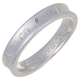 TIFFANY&Co. ティファニー 1837 ナロー スターリングシルバー 12.5号 レディース リング・指輪 DH59018【中古】ABランク