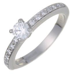BVLGARI ブルガリ グリフ ソリテール 0.31ct ダイヤモンド Pt950プラチナ 12号 レディース リング・指輪 DH59082【中古】Aランク