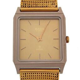 RADO ラドー 121.9517.3 ダイヤスター セラミック×ステンレススチール メンズ 腕時計 DH59123【中古】ABランク