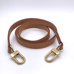 LOUIS VUITTON Shoulder Strap Nume Leather Women's Men's Shoulder Strap DH60022 [Used]