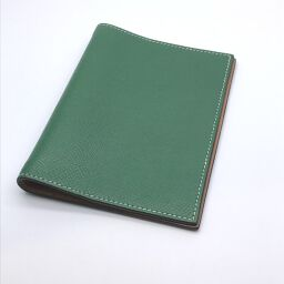 HERMES Hermes Agenda Notebook Cover Vaux Epson Women's Men's Notebook Cover DH60028 [Used] AB Rank