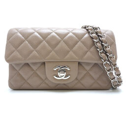 CHANEL A69900 Matrasse Chain Shoulder 20 Caviar Skin Women's Shoulder Bag DH60185 [Used] A Rank