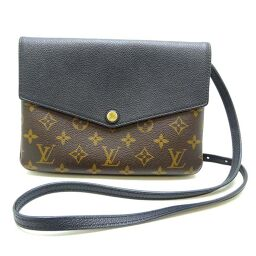 LOUIS VUITTON Louis Vuitton M50185 (discontinued) TWICE Monogram Canvas Ladies Shoulder Bag DH60209 [Used] AB Rank