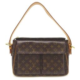LOUIS VUITTON Louis Vuitton M51163 (Discontinued) Vivasite GM Monogram Canvas Ladies Shoulder Bag DH60210 [Used] AB Rank