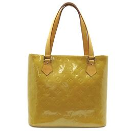 LOUIS VUITTON Louis Vuitton M91340 (discontinued) Houston Verni Ladies Shoulder Bag DH60211 [Used] AB Rank