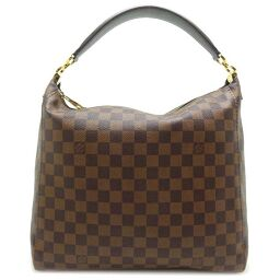 LOUIS VUITTON Louis Vuitton N41184 (discontinued) Portobello PM Damier Canvas Ladies Shoulder Bag DH60212 [Used] A rank