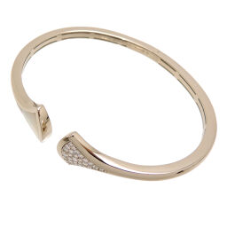 BVLGARI Bvlgari Diva Dream # L 750 White Gold x Shell Women's Men's Bracelet DH60362 [Used] A rank