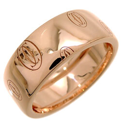 CARTIER Cartier Happy Birthday LM # 59 750 Pink Gold No. 9 Ladies Ring / Ring DH60412 [Used] A rank