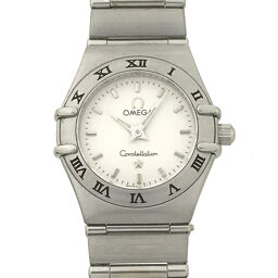 OMEGA Omega 1562.30.00 Constellation Stainless Steel Ladies Watch DH60439 [Used] A Rank