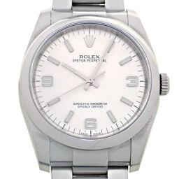 <html>    <body>   ROLEX ロレックス 116000 オイスターパーペチュアル G番 2010年製 ステンレススチール メンズ 腕時計 DH60678     【中古】Aランク        </body> </html>
