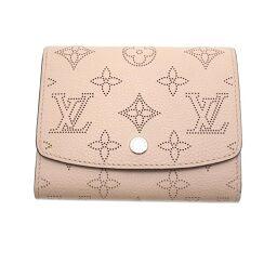 LOUIS VUITTON Louis Vuitton M62541 Portofeuil Iris Monogram Mahina Ladies Bi-Fold Wallet DH61031 [Used] AB Rank