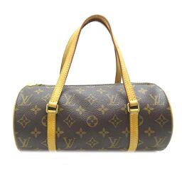 LOUIS VUITTON Louis Vuitton M51386 Papillon 26 Monogram Canvas Ladies Handbag DH61062 [Used] AB Rank