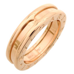 BVLGARI Bvlgari 750PG # 49 B-zero1 B-zero One XS 750 Pink Gold No. 9 Ladies Ring / Ring DH61171 [Used] A rank