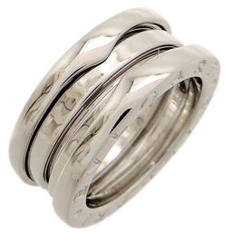 BVLGARI Bvlgari 750WG # 48 B-zero1 B-zero1 750 White Gold No. 8 Ladies Ring / Ring DH61172 [Used] A rank