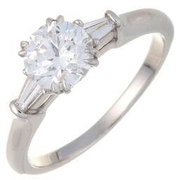 HARRY WINSTON ハリーウィンストン ラウンド クラシック 1.05ct ダイヤモンド ※シリアル刻印なし Pt950プラチナ 12号 レディース リング・指輪 DH61373       【中古】Aランク