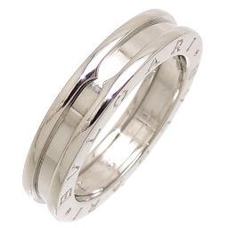 BVLGARI Bulgari 750WG # 58 B-zero1 B Zero One XS 750 White Gold No. 18 Men's Ring / Ring DH61755 [Used] A rank