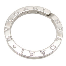 BVLGARI SV925 Keyring Silver 925 x Sterling Silver Ladies / Men's Keychain DH61765 [Used] AB Rank