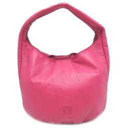LOEWE Loewe Viento One Shoulder Bag * Charm Missing Nappa Leather Ladies Shoulder Bag DH61961 [Used] A rank