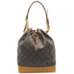 LOUIS VUITTON Louis Vuitton M42224 (old model) Noe Monogram Canvas Ladies Shoulder Bag DH61969 [Used]
