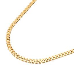 Non Brand Non Brand K18 50cm 30.1g 2 sides Kihei K18 Gold Women's Men's Necklace DH62580 [Used] A rank