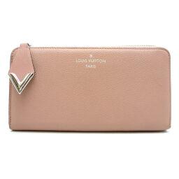 LOUIS VUITTON Louis Vuitton M60148 (Discontinued) Portofeuil Comet x Vocasimir Leather Women's Wallet DH62599 [Used] AB Rank