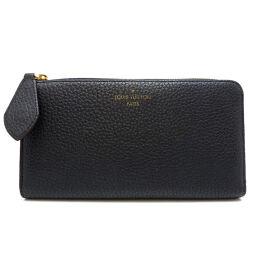 LOUIS VUITTON Louis Vuitton M63102 Portofeuil Comet Taurillon Clemence Women's Wallet DH62600 [Used] AB Rank