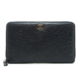 CHANEL Chanel Lambskin Ladies Wallet DH62683 [Used] BC Rank
