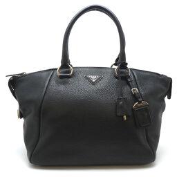 PRADA Prada BR5128 Leather Ladies Tote Bag DH62699 [Used] AB Rank