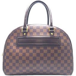 LOUIS VUITTON Louis Vuitton N41455 (discontinued model) Nolita * No key x Damier canvas Ladies' and men's handbags DH62892 [Used]