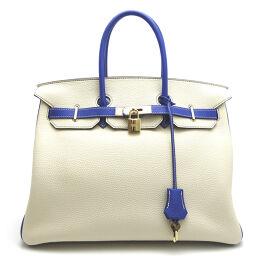 HERMES Hermes Birkin 35 Personal Order Croname Yes D Engraved 2019 Togo Women's Men's Handbag DH62896 [Used] A rank