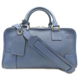 LOEWE Loewe Amazona 28 Leather Ladies Handbag DH62947 [Used] A rank