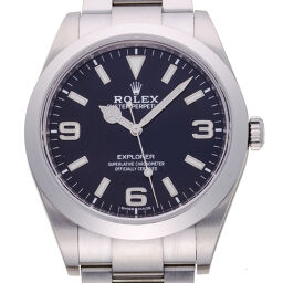 ROLEX Rolex 214270 Explorer I Random number Stainless Steel Men's Watch DH63037 [Used] A rank