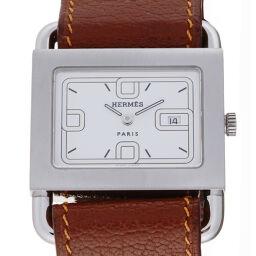 <html>    <body>   HERMES エルメス BA1.510 バレニア ステンレススチール×レザー レディース 腕時計 DH63483【中古】ABランク        </body> </html>