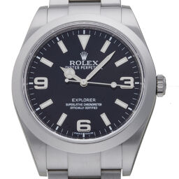 ROLEX Rolex 214270 Explorer IG No. 2010 Stainless Steel Men's Watch DH63567 [Used] A rank