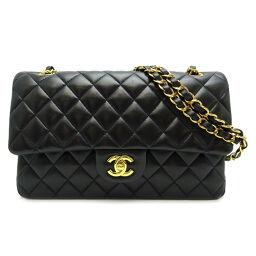 CHANEL Chanel Matrasse Chain Shoulder 25 Lambskin Ladies Shoulder Bag DH63623 [Used] A rank
