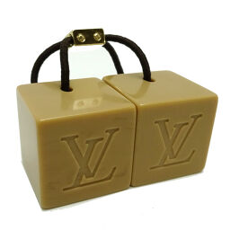 LOUIS VUITTON Hair Cube x Plastic / Rubber Ladies Other Accessories DH63635 [Used] AB Rank