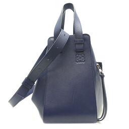 LOEWE Loewe 387.30.S35 Hammock Bag Small Calf Ladies Handbag DH64228 [Used] AB Rank