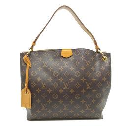 LOUIS VUITTON Louis Vuitton M43701 Graceful PM Monogram Canvas Ladies Shoulder Bag DH64230 [Used] AB Rank