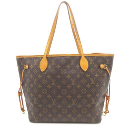 LOUIS VUITTON Louis Vuitton M40996 (old model) Neverfull MM * No pouch Monogram canvas Ladies tote bag DH64231 [Used]