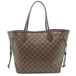 LOUIS VUITTON Louis Vuitton N51105 (old model) Neverfull MM Damier Canvas Ladies Tote Bag DH64233 [Used] AB Rank