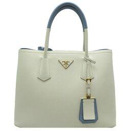 PRADA Prada 1BG775 Tote Bag * Strap Missing Saffiano Leather Ladies Tote Bag DH64368 [Used] AB Rank