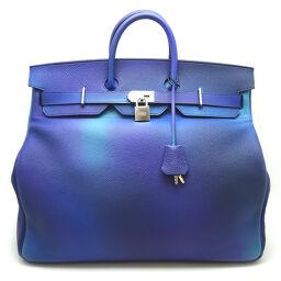 HERMES Hermes Otacroa 50 Cosmos Y engraved 2020 Togo Ladies Men's Handbag DH64414 [Used] SA rank