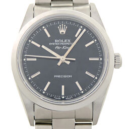 ROLEX Rolex 14000 Air King U No. 1997 Stainless Steel Men's Watch DH64474 [Used] A rank