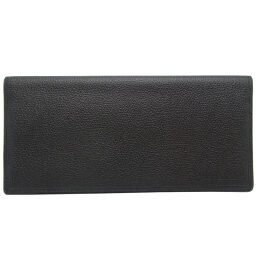 BURBERRY leather × fabric men's bi-fold wallet DH64779 [used] AB rank