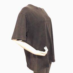 BALENCIAGA Balenciaga 594579 T-shirt Cotton Women's Men's Short Sleeve T-shirt DH64910 [Used] A rank