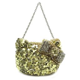 ANTEPRIMA Kitty collaboration chain shoulder PVC × leather ladies handbag DH64975 [used] A rank